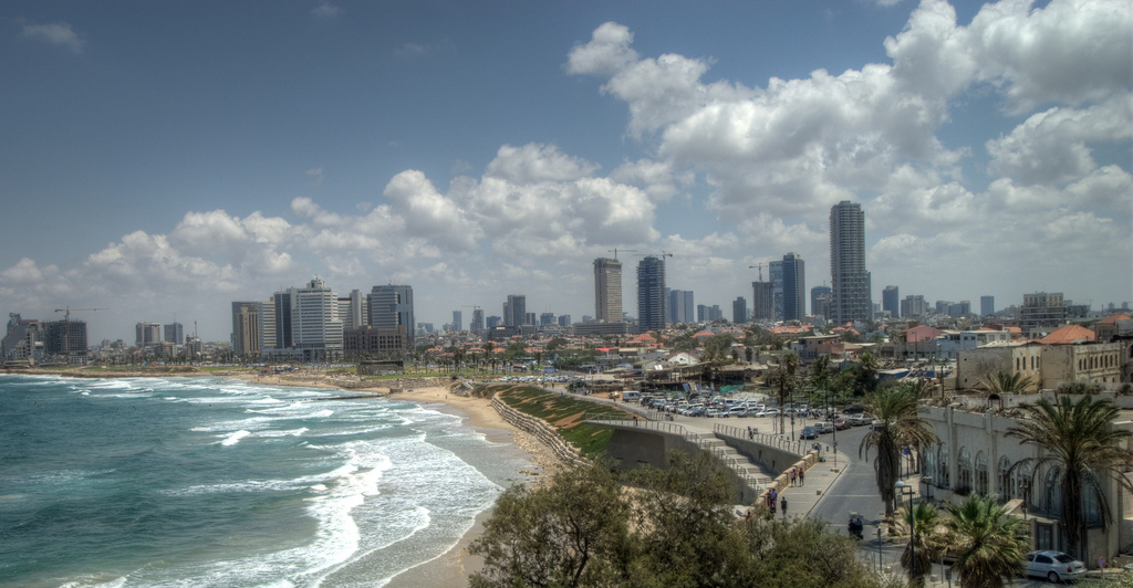 Demand for water in Israel is set to increase with population growth. Photo: Ville Miettinen.