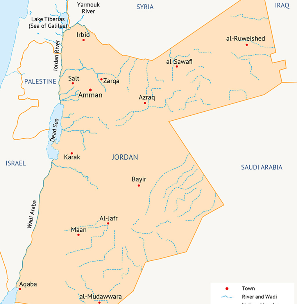 Water in the Middle East and North Africa Fanack Water