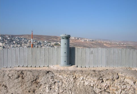a wall of exclusion can palestine survive Relative humanity, the essential obstacle to a just peace in palestine  such exclusion can only guarantee the perpetuation of conflict  it may survive for a while, but only after it has.