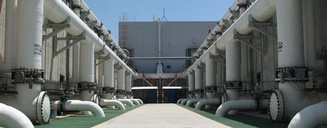 Israel-Desalination Plant in Palmachim-Michael Jacobson