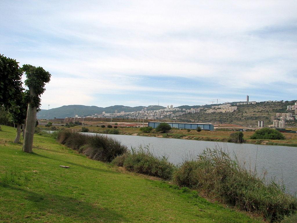 The Kishon River. Photo: Hanay.