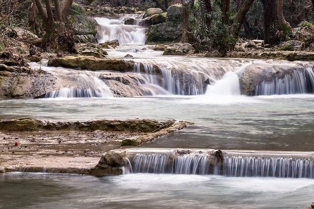 waterfall water resources in Lebanon