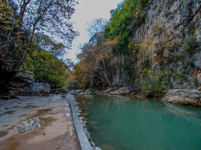 Nahr Ibrahim River Lebanon