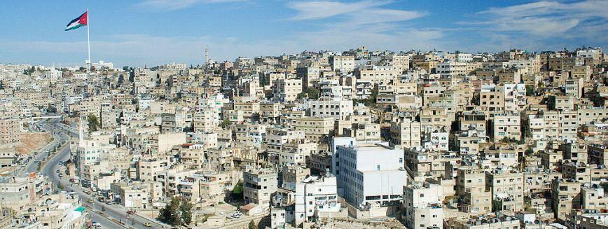السكان الأردن