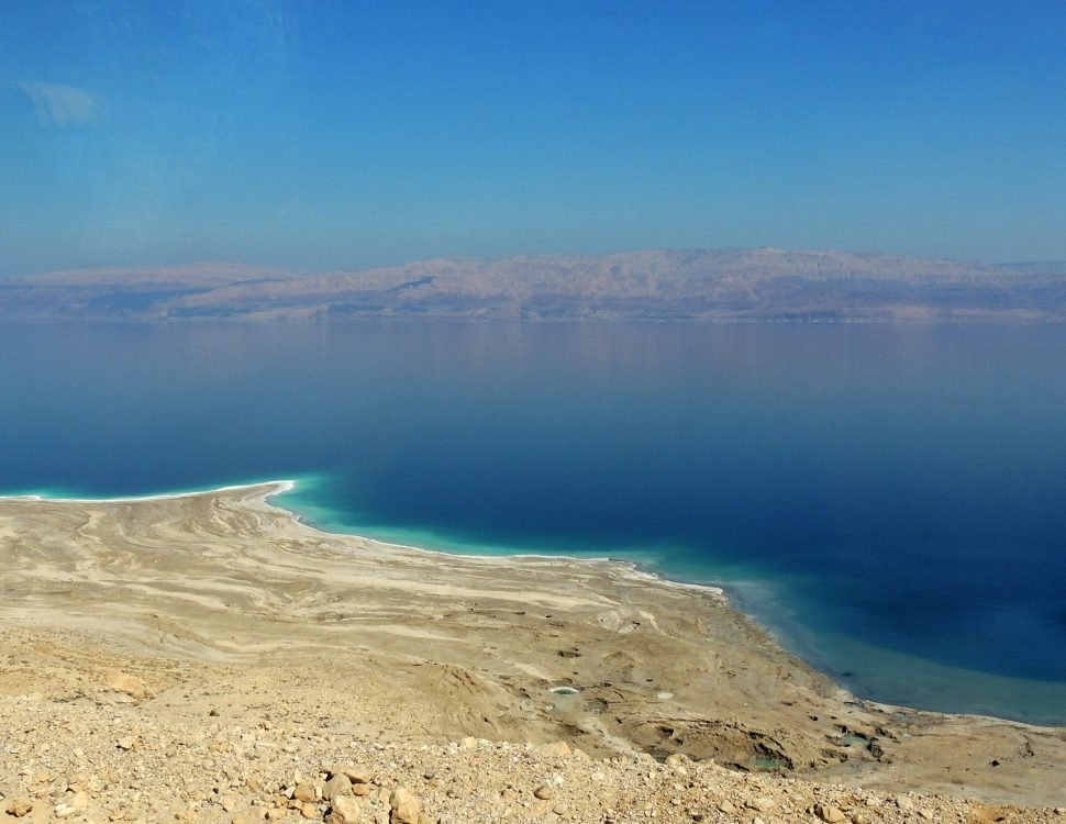The Dead Sea Jordan Water