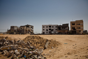 water special gaza report damaged housing after Israeli Operation Cast Lead in the Gaza Strip