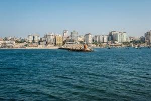 water special gaza report fishing port in gaza city fanack