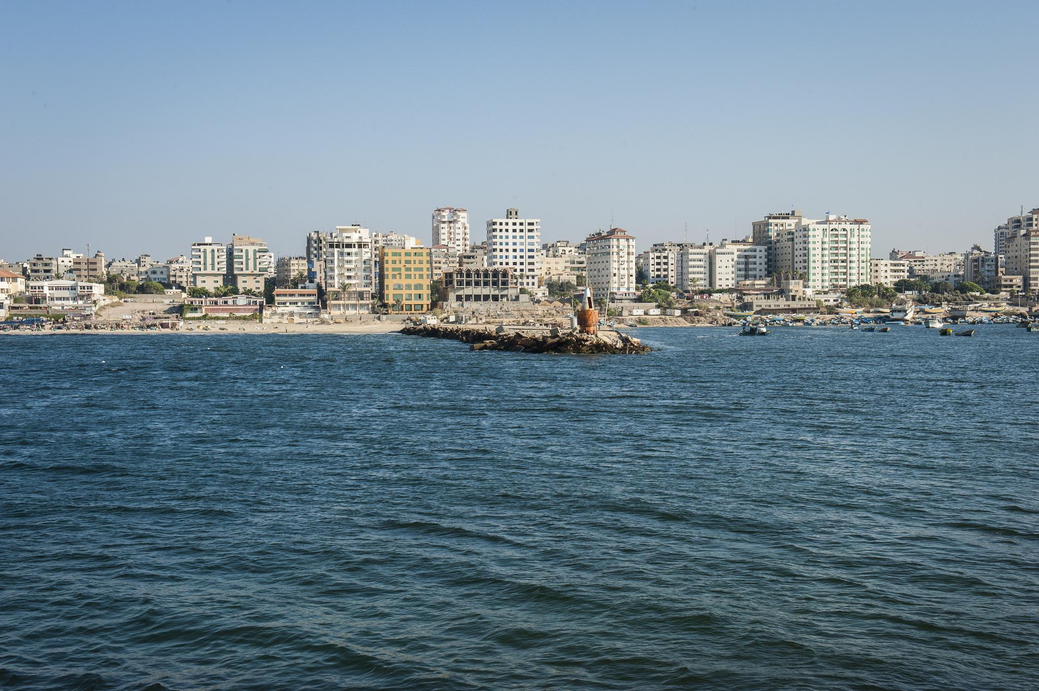 Gaza's Water Crisis