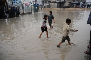 water specials report gaza alexa thuderstorm