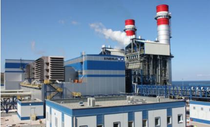 Bandirma II محطة بانريما 2 لتوليد الغاز الطبيعي باستخدام الدورة المركبة