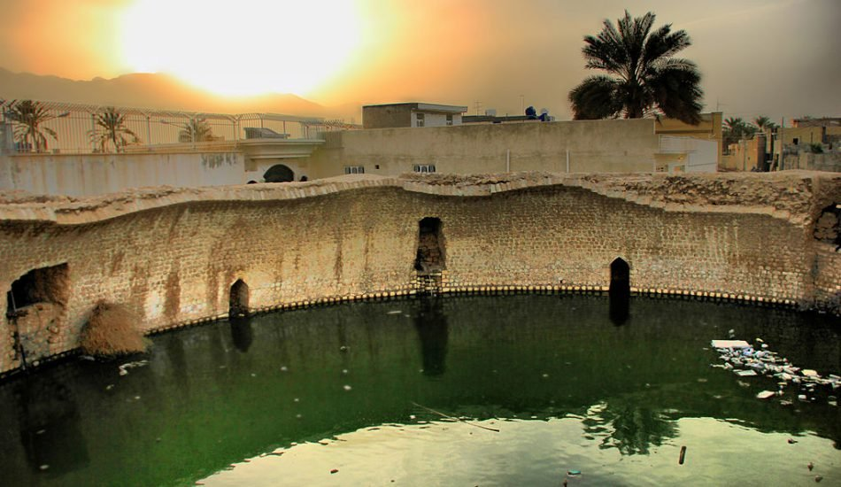Water Challenges of Iran