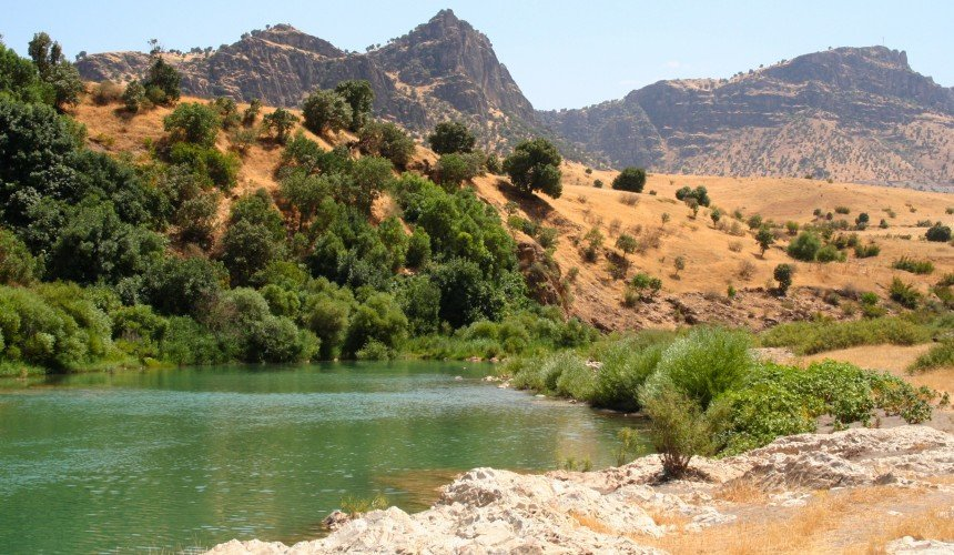 water uses in Iraq river