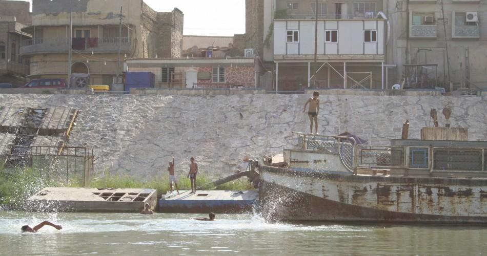 نوعيٌة المياه في العراق