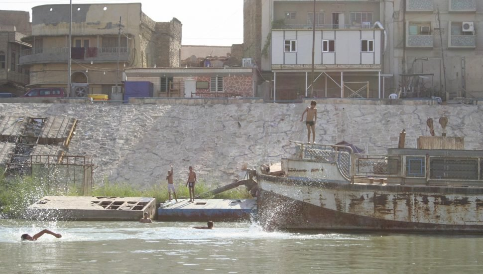 Water quality in Iraq