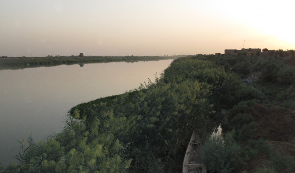 What does the future hold for water in Iraq