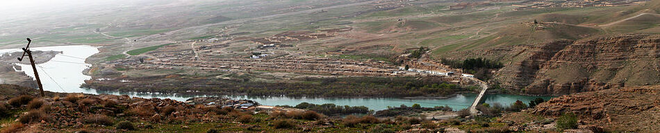 The Helmand River - Shared Water Resources of Iran