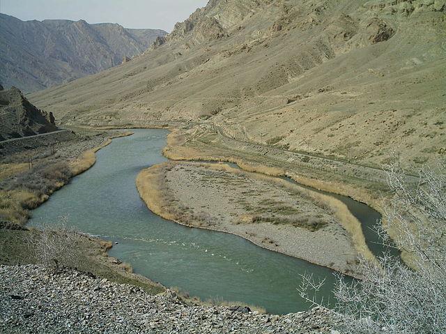 نهر أراس الموارد المائية المشتركة لإيران