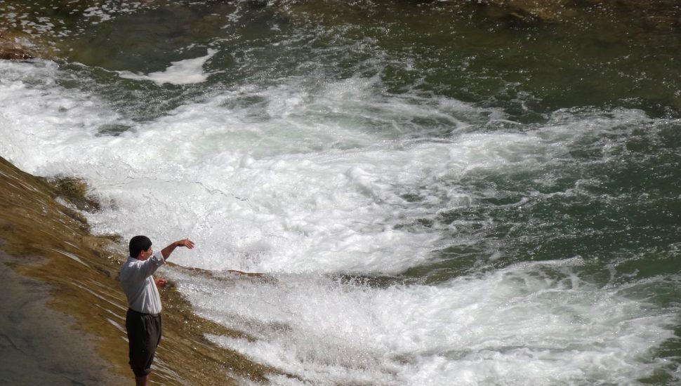 المياه في إيران