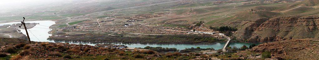 الموارد المائية المشتركة لإيران
