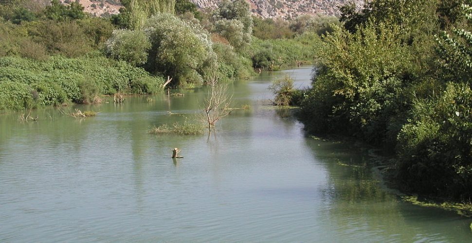 Water Use in the Asi River