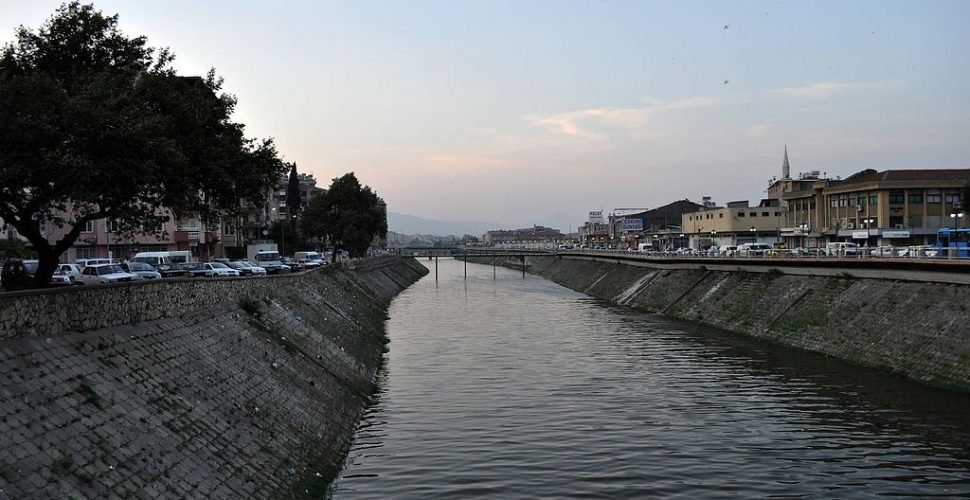 Asi River, Antakya, Turkey