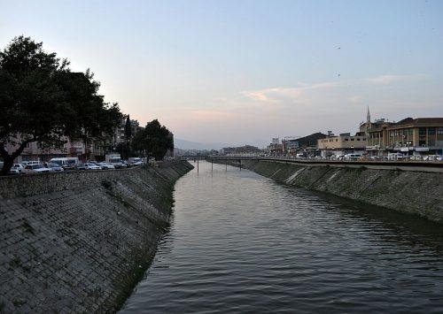 نهر العاصي وسد الصداقة بين تركيا وسوريا