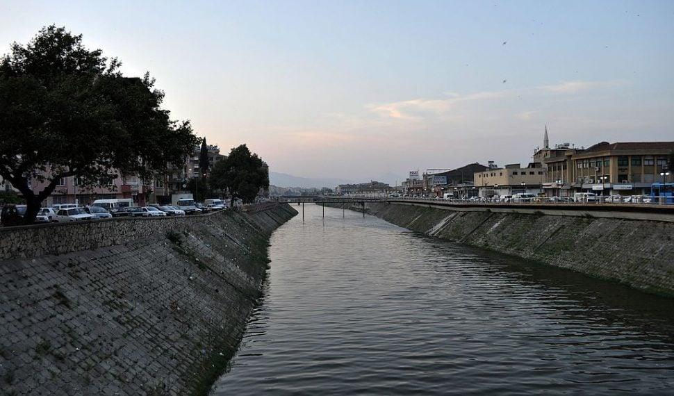 نهر العاصي، أنطاكية، تركيا