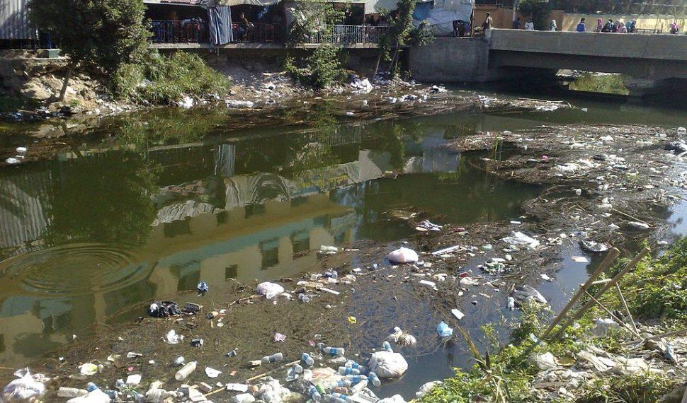 إعادة استخدام مياه الصرف الصحي