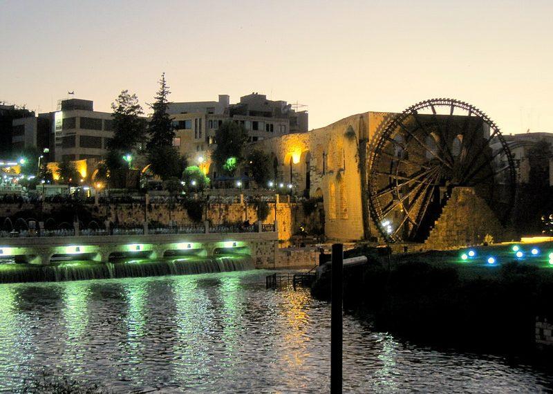 نهر العاصي العلاقات التركية- السورية