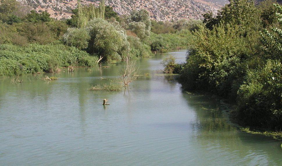 استهلاك المياه في حوض نهر العاصي