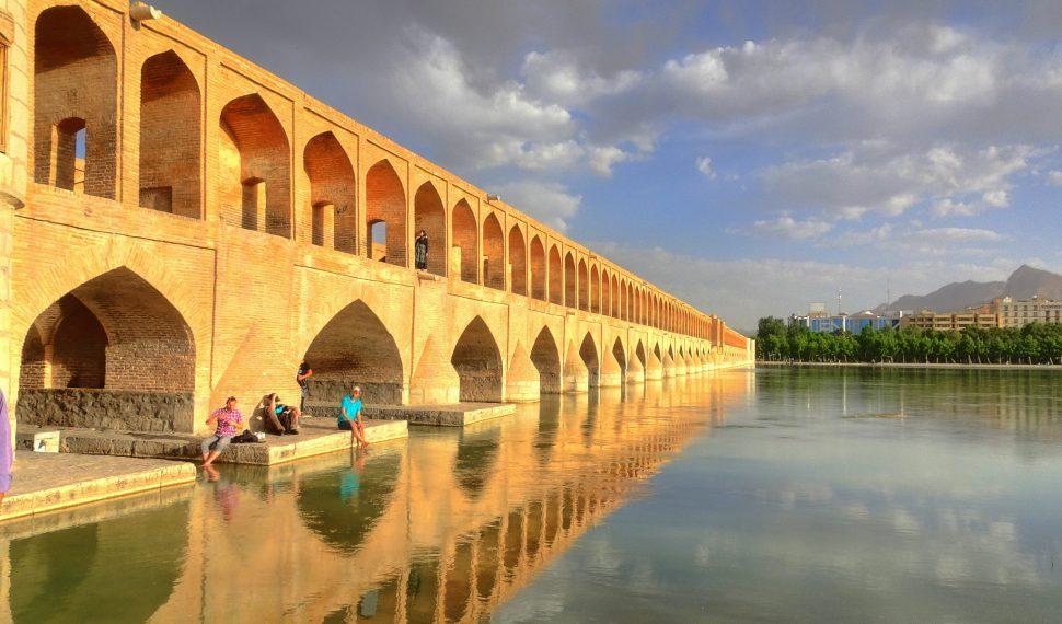 Zayandehroud River