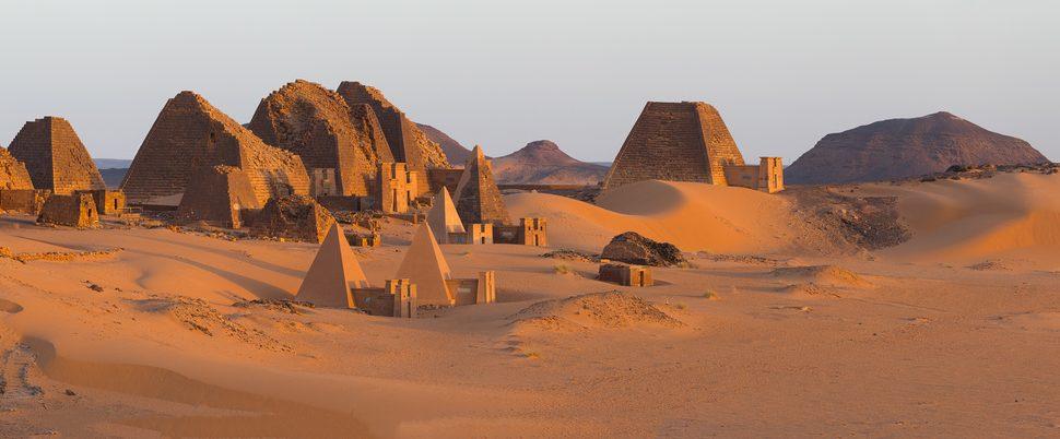 المياه في السودان