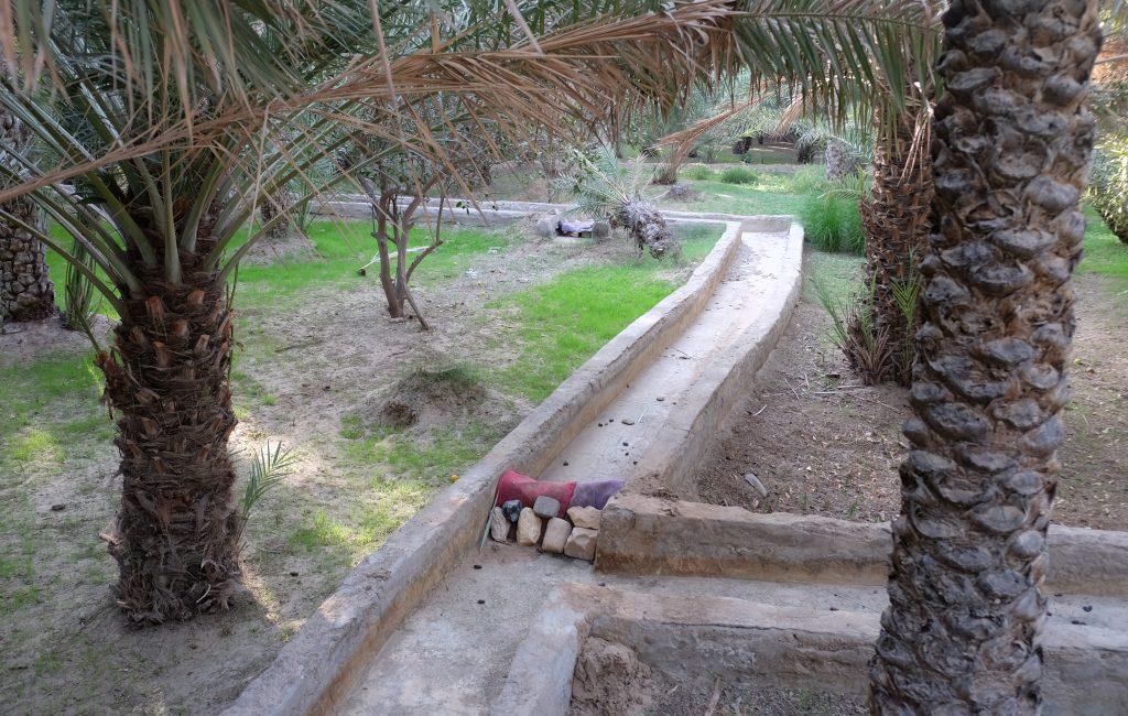 البُنية التحتية للمياه في الإمارات العربية المتحدة United Arab Emirates