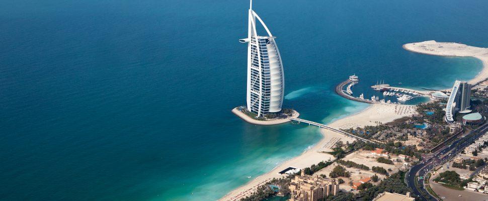 استهلاك المياه في الإمارات العربية المتحدة UAE- Burj Al Arab Water Use in UAE