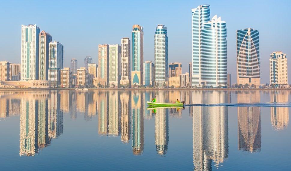 تحديات المياه في الإمارات العربية المتحدة UAE- Sharjah water challenges in UAE