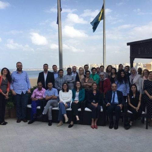 دوبلوماسية المياه في الشرق الأوسط وشمال إفريقيا: برنامج تدريبي جديد للمهنيين الشباب