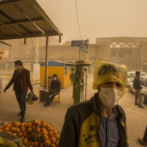 نُدرة المياه والصراعات في الشرق الأوسط: قصة خوزستان