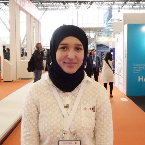 مقابلة مع منال البلوشي، الفائزة بجائزة الباحث العُمانيّ الشّاب في مجال المياه
