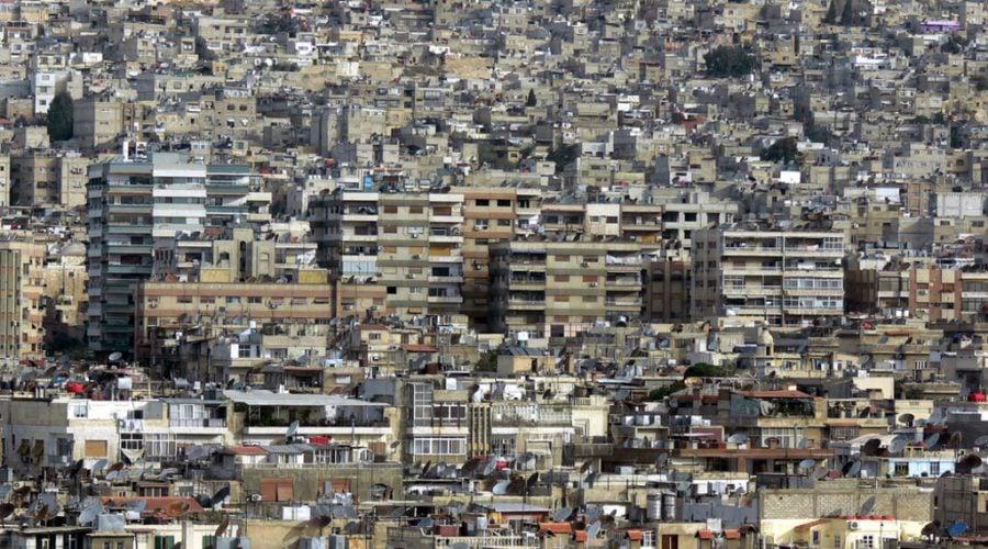 الصورة 1: دمشق، سوريا. 2008 (المصدر: Carlos del Nido, Flickr)