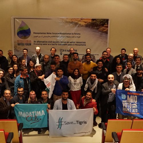 First Mesopotamian Water Forum addresses key challenges to regional water management