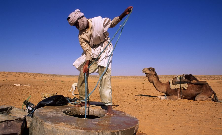 Water challenges in Algeria