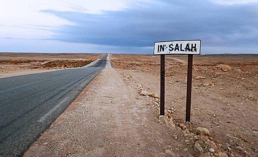 Ain Salah Algeria water infrastructure in Algeria