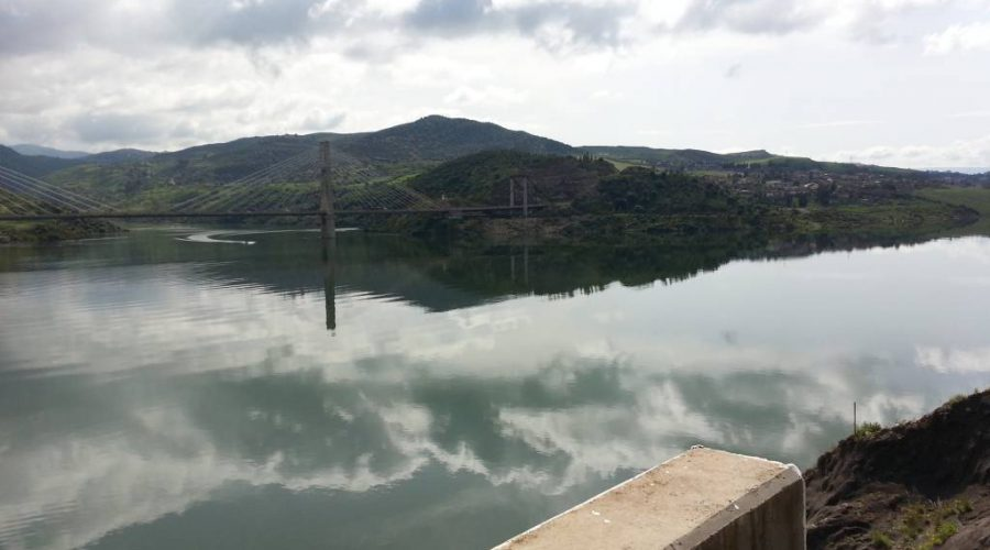 Beni Haroun Dam إدارة المياه في الجزائر
