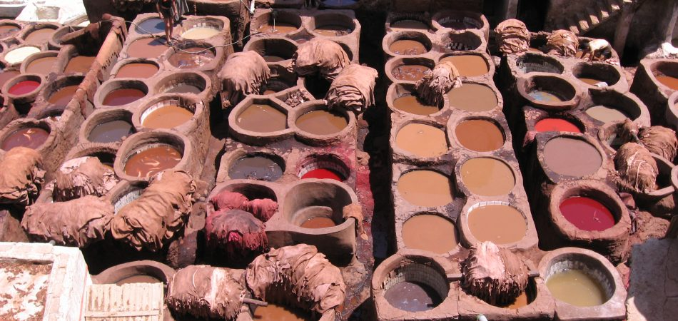 Fez, Morocco. جودة المياه في المغرب و استهلاك المياه في المغرب