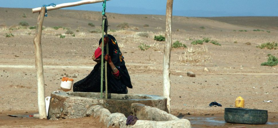 water challenges in Morocco