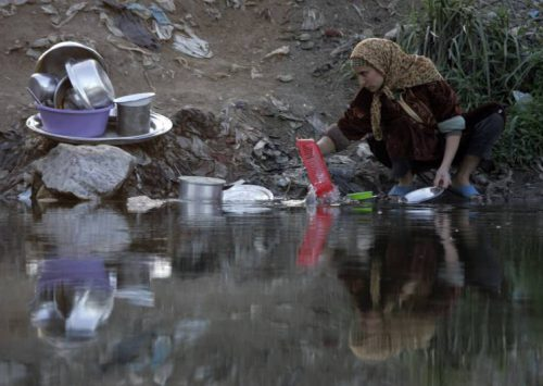 Egypt's Water Crisis: Current Situation and Future Trends