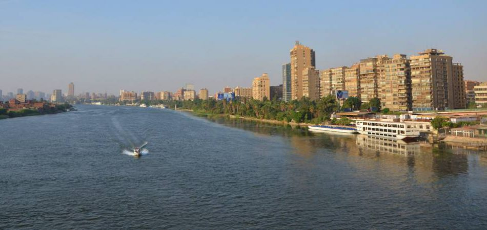 The Nile River In Egypt Fanack Water