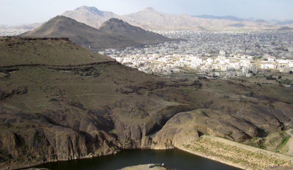 Bayt Baws dam