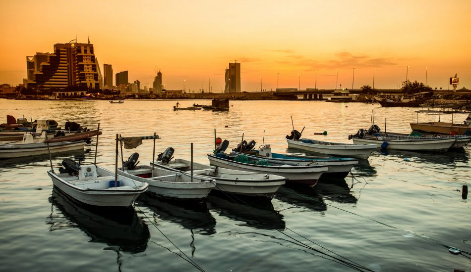Muharraq city