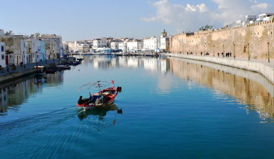 Bizerte in tunisia